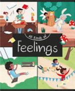 Book cover of ALL KINDS OF FEELINGS