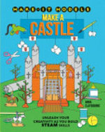 Book cover of MAKE-IT MODELS - CASTLE
