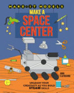 Book cover of MAKE-IT MODELS - SPACE CENTER