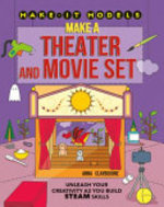 Book cover of MAKE-IT MODELS - THEATRE & MOVIE SET