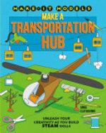Book cover of MAKE-IT MODELS - TRANSPORTATION HUB