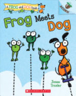 Book cover of FROG & DOG 01 FROG MEETS DOG
