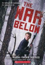 Book cover of WAR BELOW