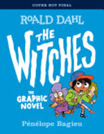 Book cover of WITCHES GRAPHIC NOVEL
