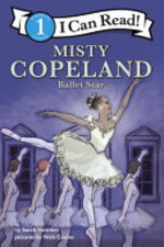Book cover of FEARLESS GIRLS 02 MISTY COPELAND