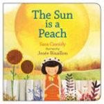 Book cover of SUN IS A PEACH
