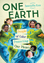 Book cover of 1 EARTH - PEOPLE OF COLOR PROTECTING THE