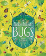 Book cover of BOOK OF BRILLIANT BUGS