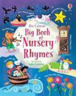 Book cover of BIG BOOK OF NURSERY RHYMES