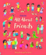 Book cover of ALL ABOUT FRIENDS