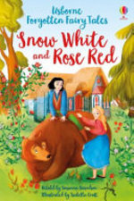 Book cover of SNOW WHITE & ROSE RED