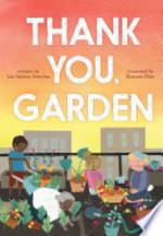 Book cover of THANK YOU GARDEN