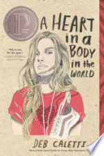Book cover of HEART IN A BODY IN THE WORLD