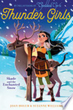 Book cover of SKADE & THE ENCHANTED SNOW