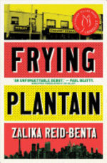 Book cover of FRYING PLANTAIN
