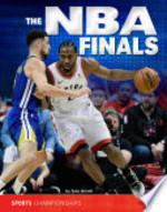 Book cover of NBA FINALS