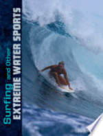 Book cover of SURFING & OTHER EXTREME WATER SPORTS