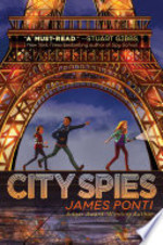 Book cover of CITY SPIES
