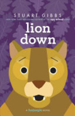 Book cover of LION DOWN