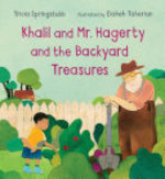 Book cover of KHALIL & MR HAGERTY & THE BACKYARD