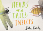 Book cover of HEADS & TAILS INSECTS