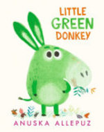 Book cover of LITTLE GREEN DONKEY
