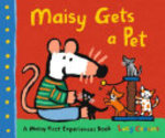 Book cover of MAISY GETS A PET