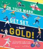 Book cover of ON YOUR MARK GET SET GOLD