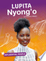 Book cover of LUPITA NYONG'O
