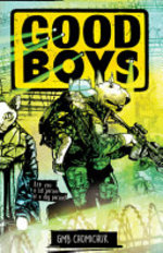 Book cover of GOOD BOYS
