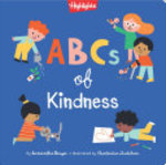 Book cover of ABCS OF KINDNESS