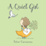 Book cover of QUIET GIRL