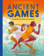 Book cover of ANCIENT GAMES