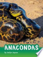 Book cover of ANACONDAS