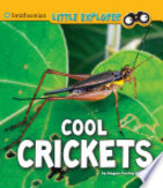 Book cover of COOL CRICKETS