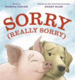 Book cover of SORRY REALLY SORRY