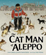 Book cover of CAT MAN OF ALEPPO