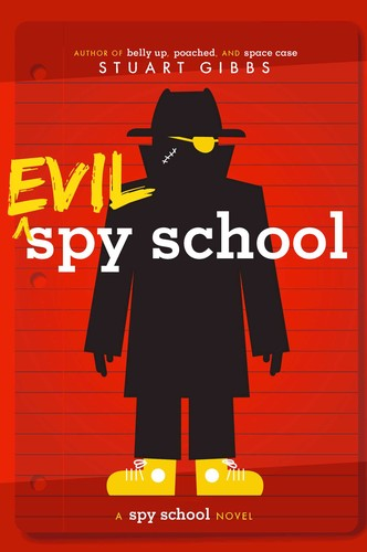 Book cover of EVIL SPY SCHOOL