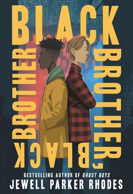 Book cover of BLACK BROTHER BLACK BROTHER