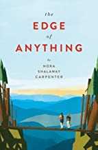 Book cover of EDGE OF ANYTHING