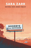 Book cover of GOODBYE FROM NOWHERE