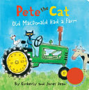 Book cover of PETE THE CAT SOUND BOOK OLD MACDONALD