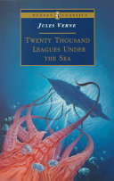 Book cover of 20000 LEAGUES UNDER THE SEA