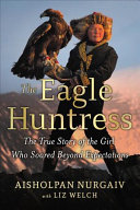 Book cover of EAGLE HUNTRESS