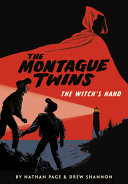 Book cover of MONTAGUE TWINS WITCH'S HAND 01