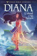 Book cover of DIANA & THE ISLAND OF NO RETURN