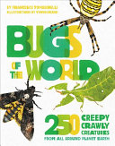 Book cover of BUGS OF THE WORLD