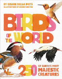 Book cover of BIRDS OF THE WORLD