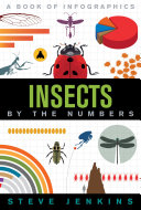 Book cover of INSECTS BY THE NUMBERS