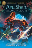 Book cover of ARU SHAH 02 & THE SONG OF DEATH